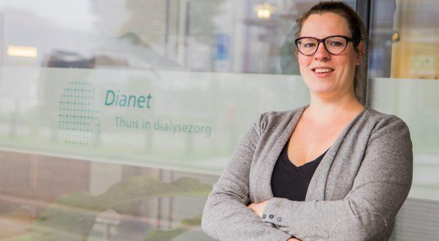 Bekabeling op orde brengen in dialysecentrum Dianet