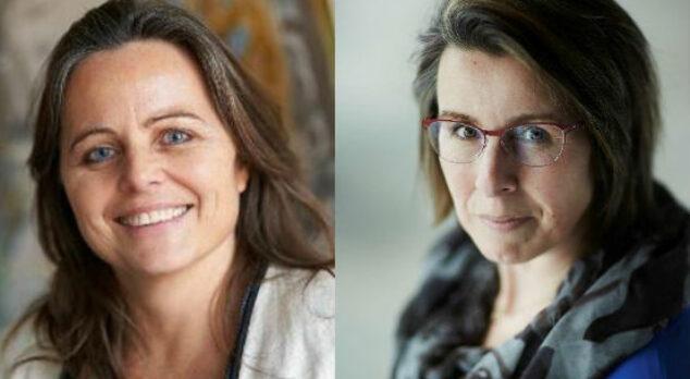 Aflevering 5 - Interview met Natalie Hofman en Corinna van Diepen-Knegjens