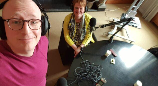 Aflevering 2 - Interview met Kitty Sluisman van Sweco