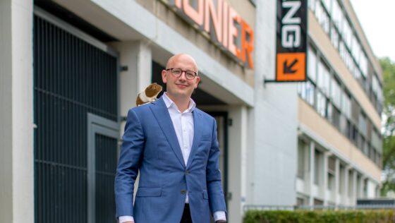 Utrechts bedrijf start teamtraining met cavia's