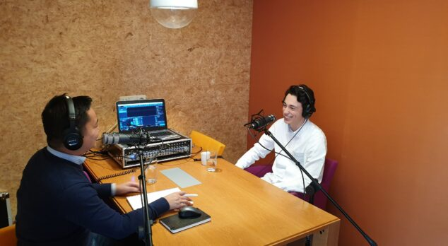Aflevering 7 - Interview met Coen Neirinckx - Winner Rotterdam100